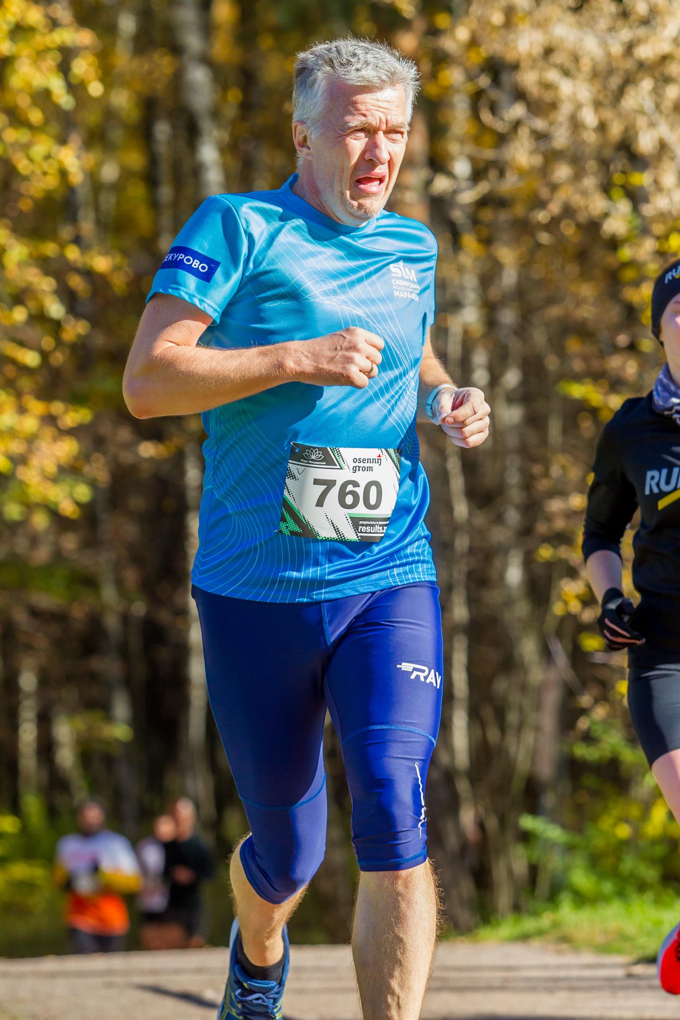 Почему бегуны такие страшные?
