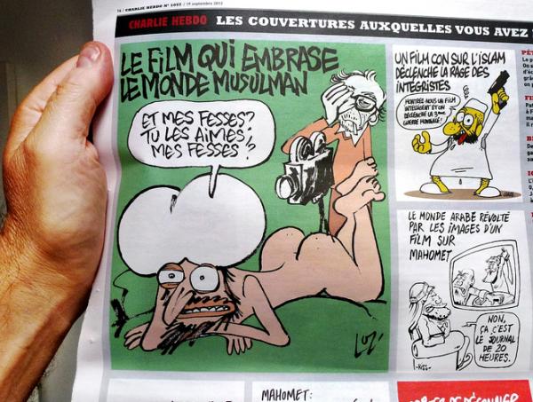 Capt -Charlie Hebdo_film qui embrasse le monde musulman