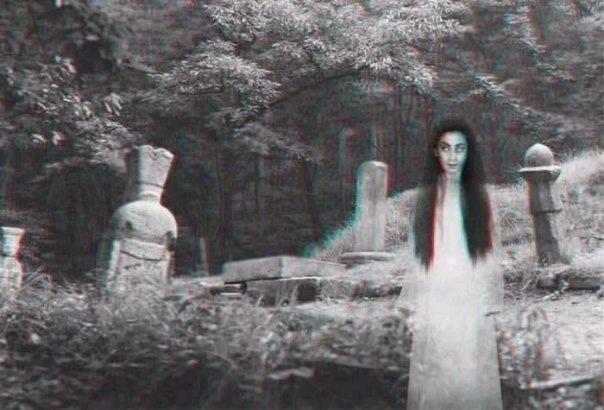 Призрак девушки - Истории о странном и непонятном