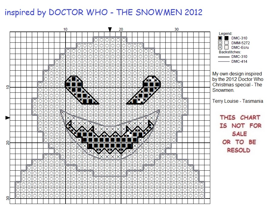 Doctor Who The Snowmen 2012