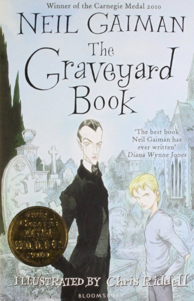 the adventures of nobody bod owens in the graveyard book a novel by neil gaiman