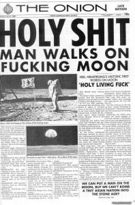 The Onion - Man On The Moon