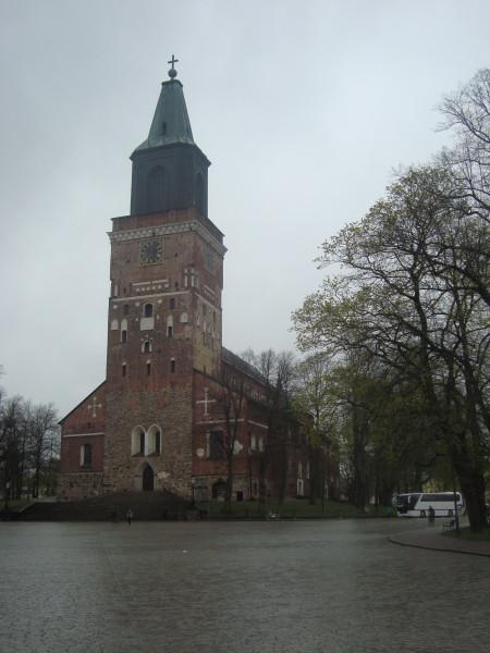 Турку. Кафедральный собор (10)