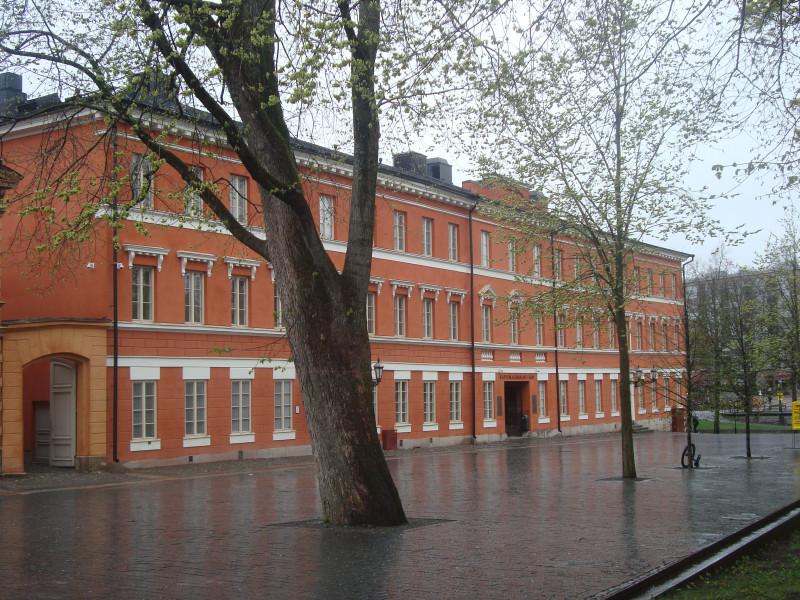 Турку. Кафедральная школа (1)