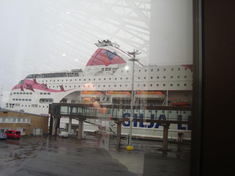 Турку. Пассажирский морской порт