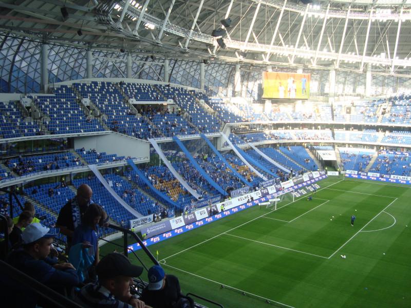 Москва. Динамо (2)(2019)