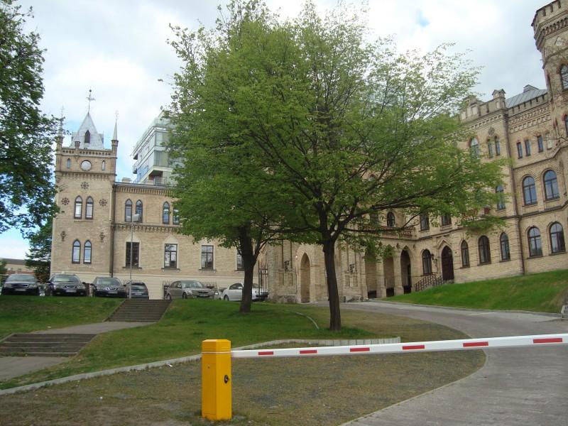 Вильнюс. Дворец Радушкевичей (1)