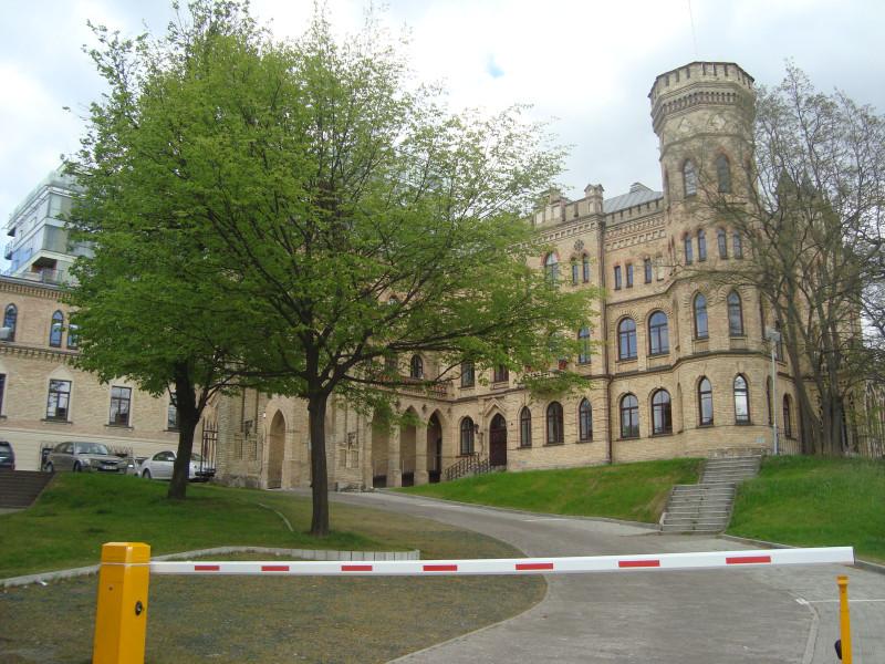 Вильнюс. Дворец Радушкевичей (2)
