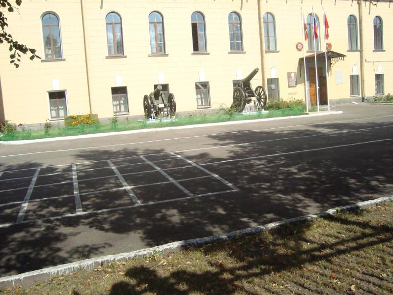 Санкт-Петербург. Михайловская военная артиллерийская академия. Старые орудия (1)