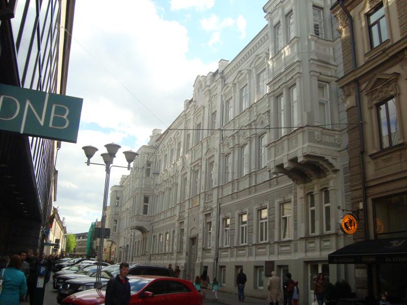Вильнюс. Виленская ул., д.25
