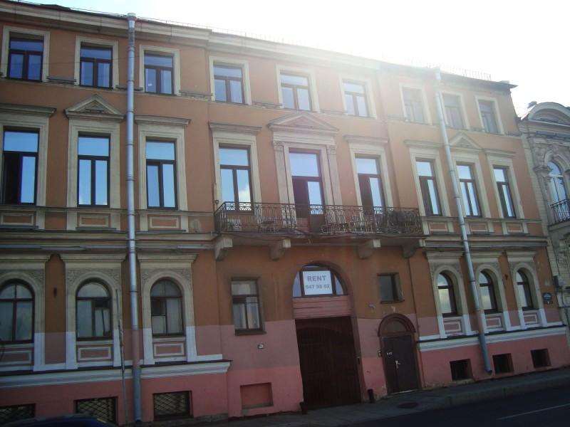 Санкт-Петербург. Наб.Кутузова, д.26