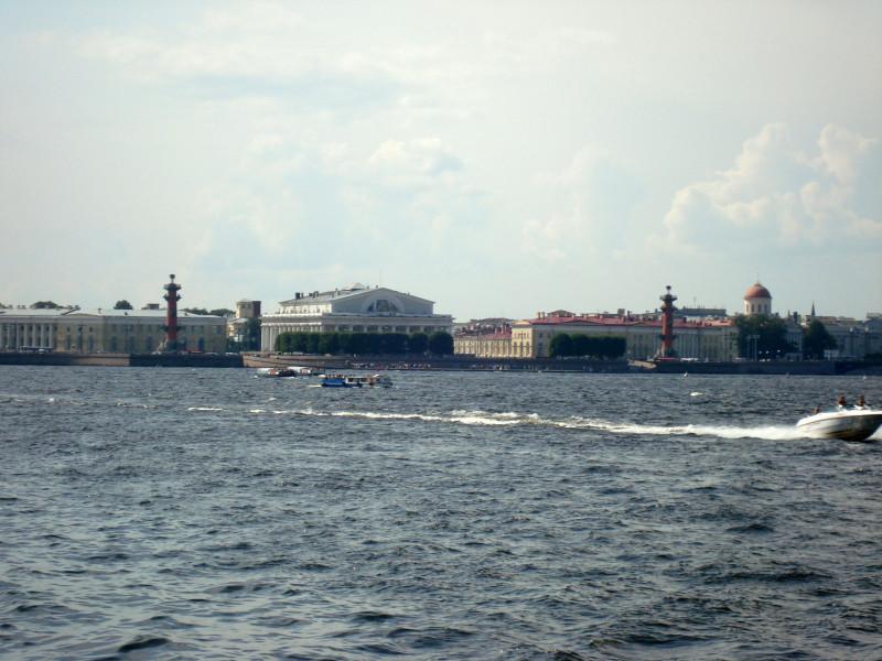Санкт-Петербург. Стрелка Васильевского острова (1)