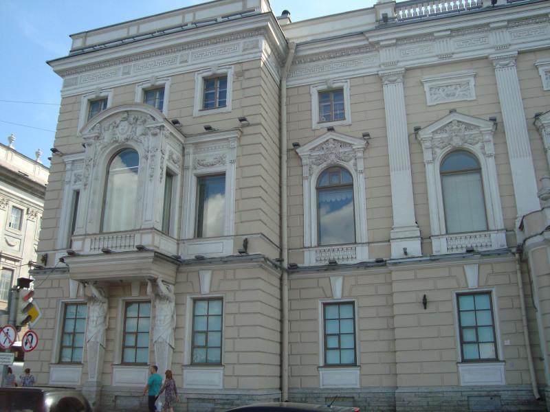 Санкт-Петербург. Дворец Кантимира (1)