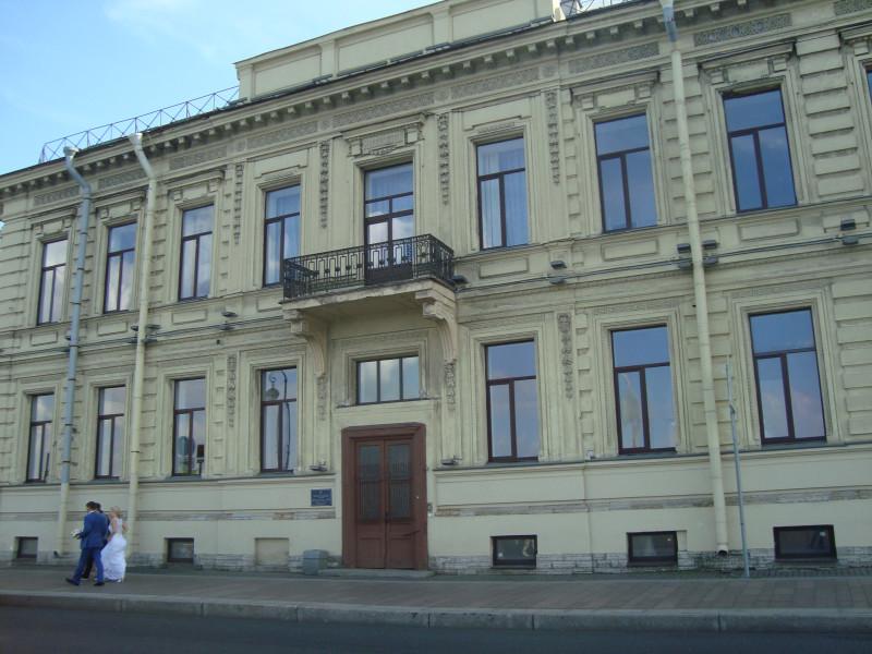Санкт-Петербург. Дворцовая наб., д.22