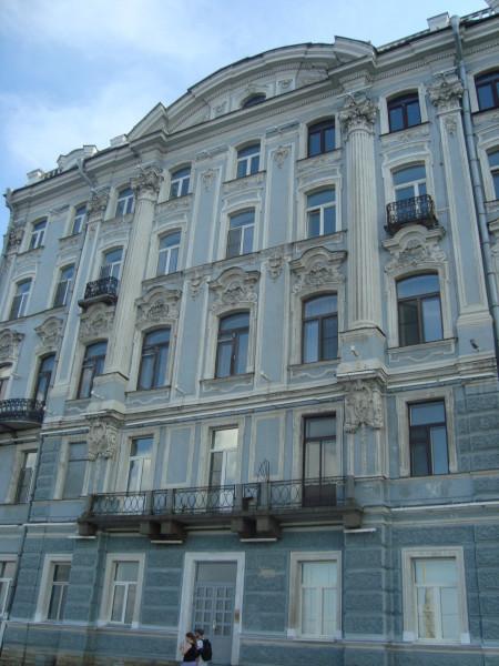 Санкт-Петербург. Дворцовая наб., д.24