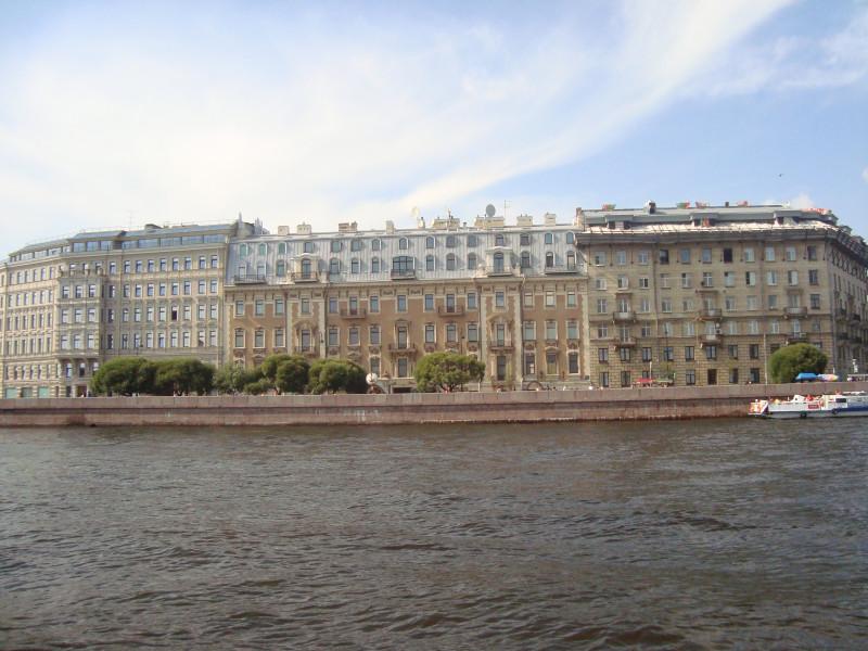 Санкт-Петербург. Мытнинская набережная