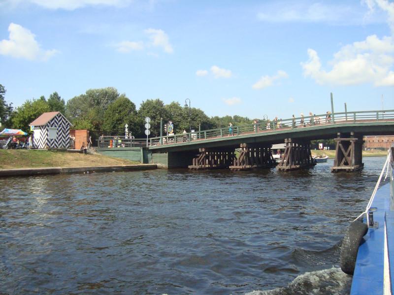Санкт-Петербург. Кронверкский мост
