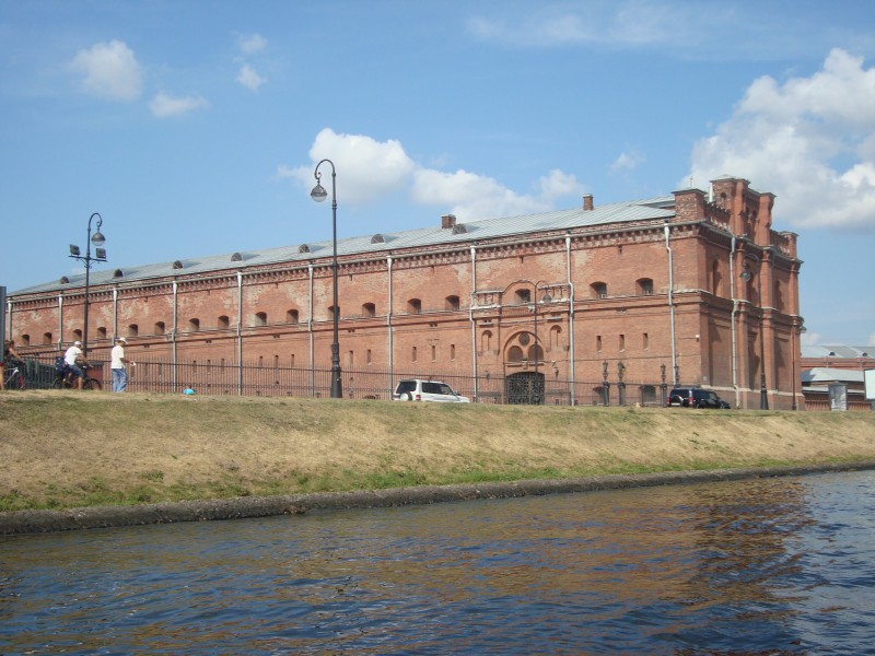 Санкт-Петербург. Новый арсенал (1)
