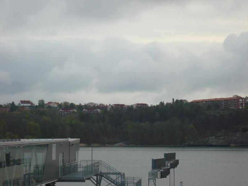 Швеция. Остров Лидингö