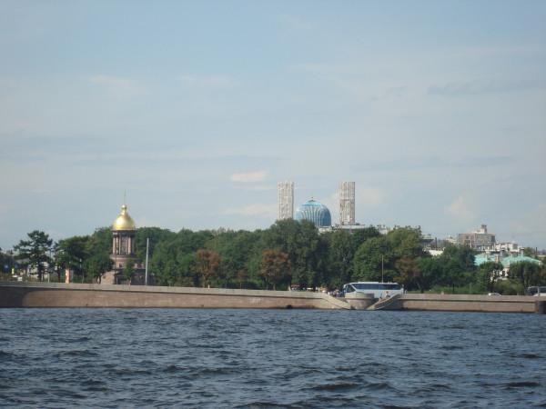 Санкт-Петербург. Троицкая площадь