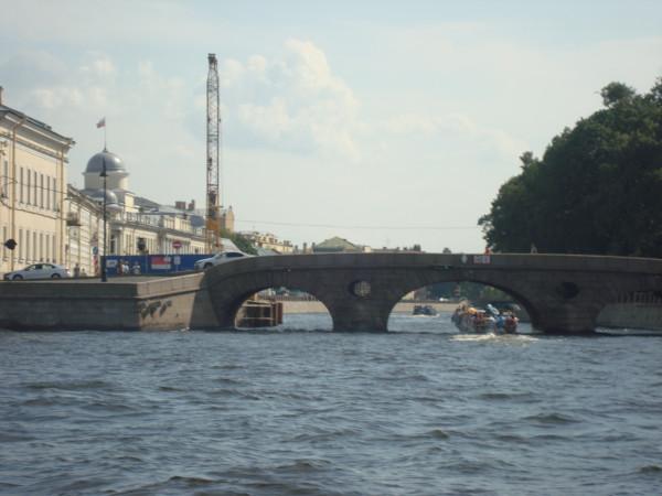 Санкт-Петербург. Прачечный мост