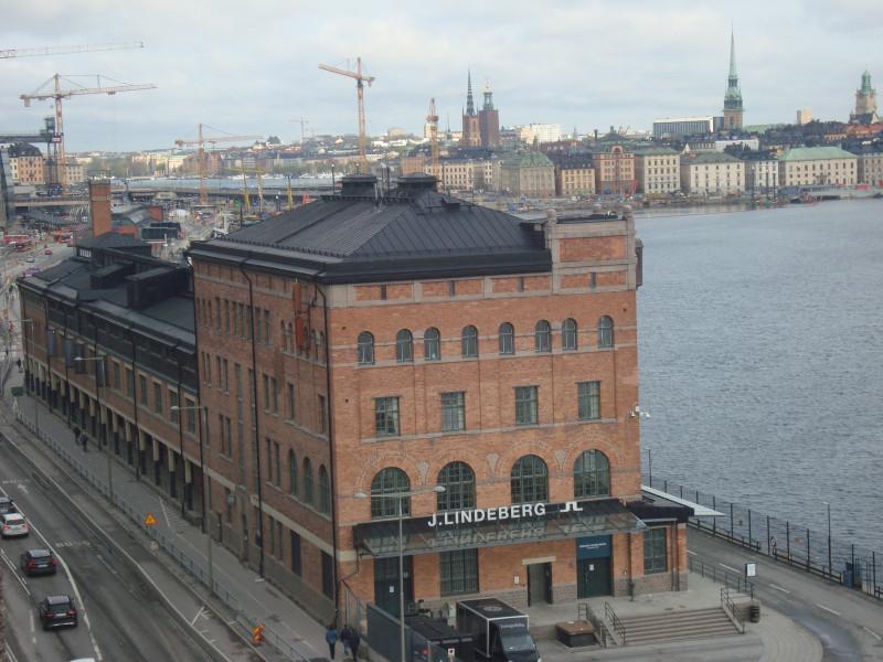 Стокгольм. Бывшая таможня в Сöдермальме