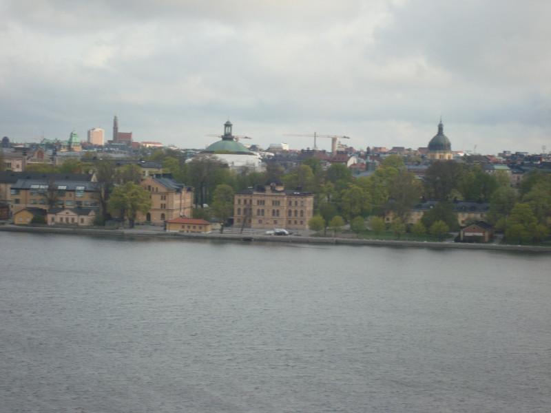 Стокгольм. Вид с острова Сöдермальм (4)