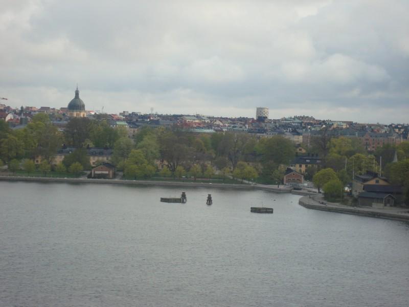 Стокгольм. Вид с острова Сöдермальм (5)