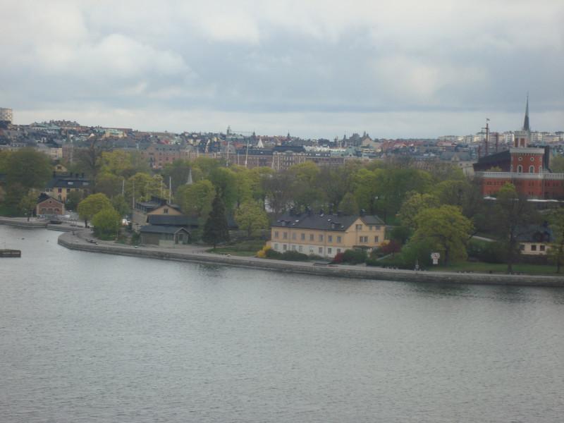 Стокгольм. Вид с острова Сöдермальм (6)