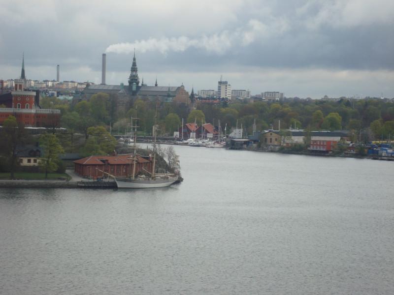 Стокгольм. Вид с острова Сöдермальм (7)