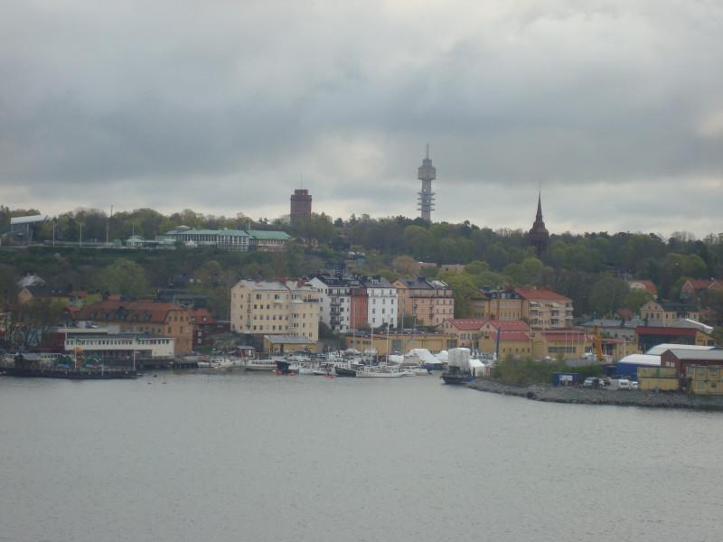 Стокгольм. Вид с острова Сöдермальм (9)