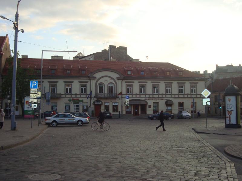 Вильнюс. Завальная ул., д.53