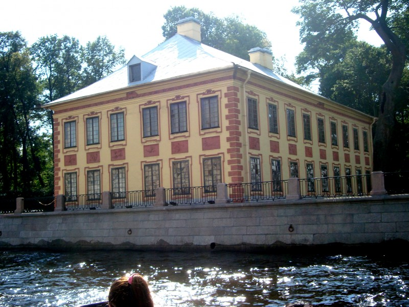 Санкт-Петербург. Летний дворец Петра I (2)