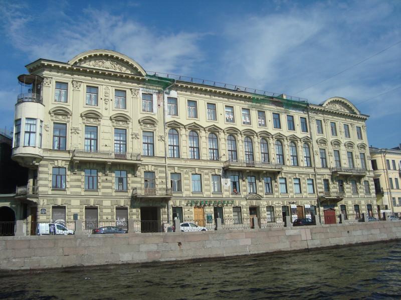 Санкт-Петербург. Наб.Фонтанки, д.24