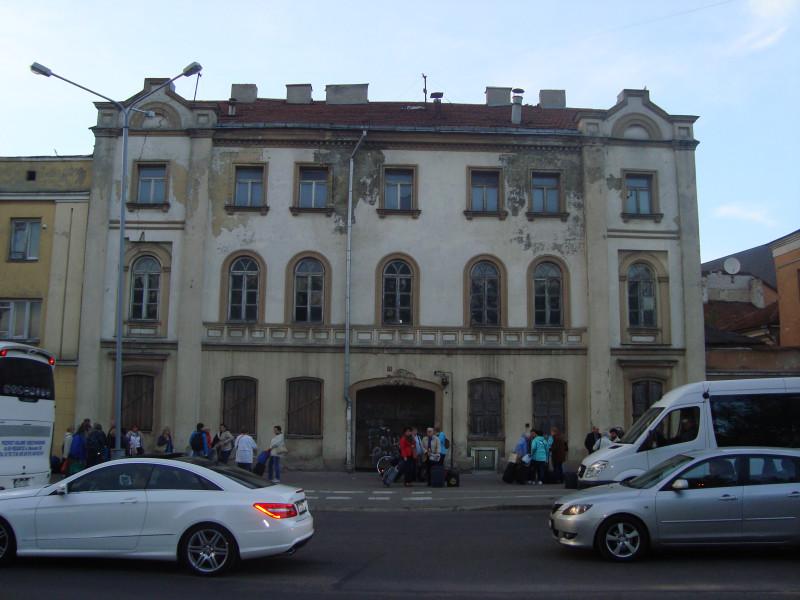 Вильнюс. Базилианская ул., д.12