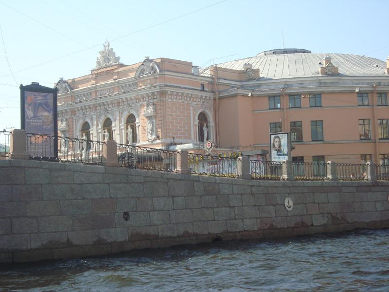 Санкт-Петербург. Цирк Чинизелли (1)
