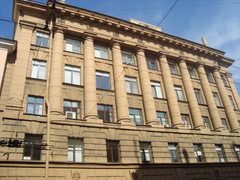 Санкт-Петербург. Атомэнергопроект