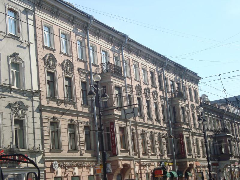 Санкт-Петербург. Невский пр-т, д.120 (2)