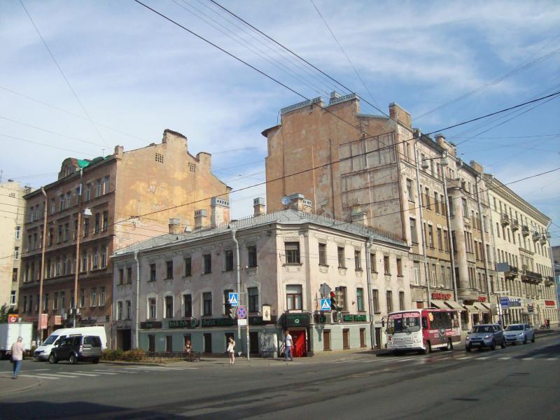 Санкт-Петербург. Суворовский пр-т, д.6