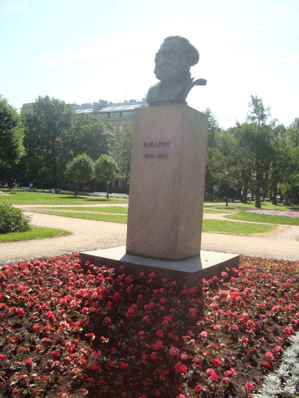 Санкт-Петербург. Памятник К.Марксу