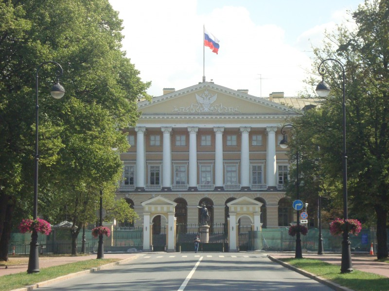 Санкт-Петербург. Смольный (1)