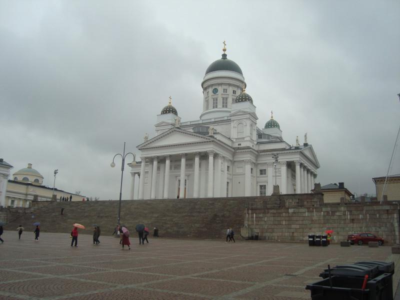 Хельсинки. Кафедральный собор святого Николая (1)