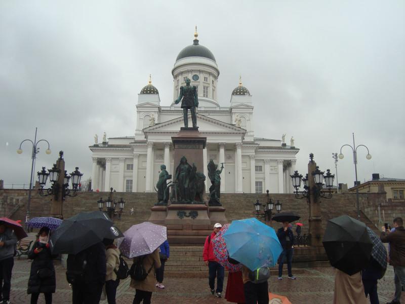 Хельсинки. Сенатская площадь (5)