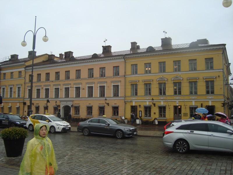 Хельсинки. Сенатская площадь (3)