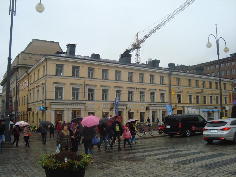 Хельсинки. Сенатская площадь (4)