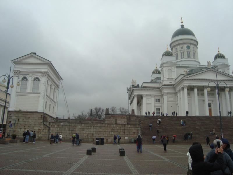 Хельсинки. Сенатская площадь (6)