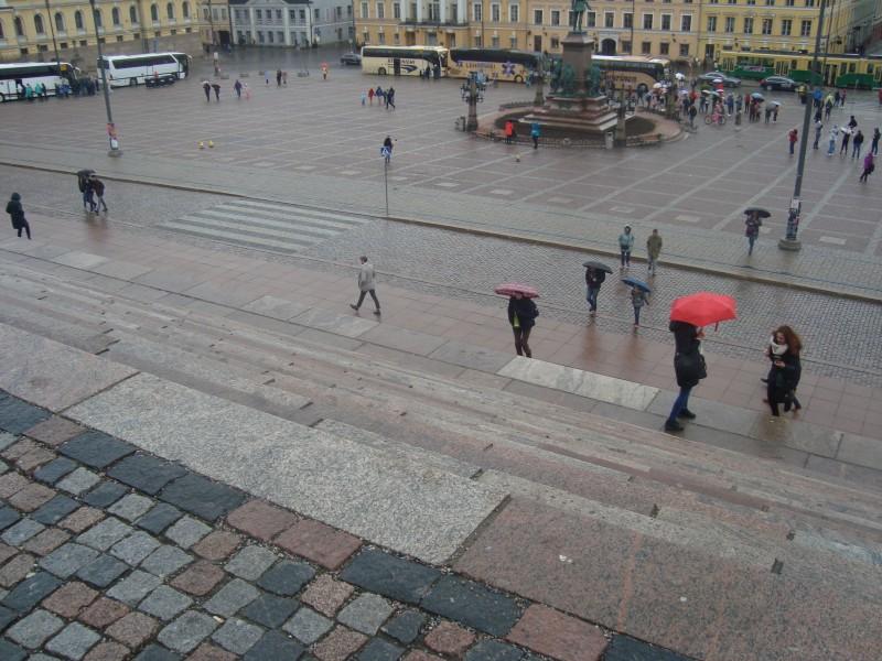 Хельсинки. Сенатская площадь (9)