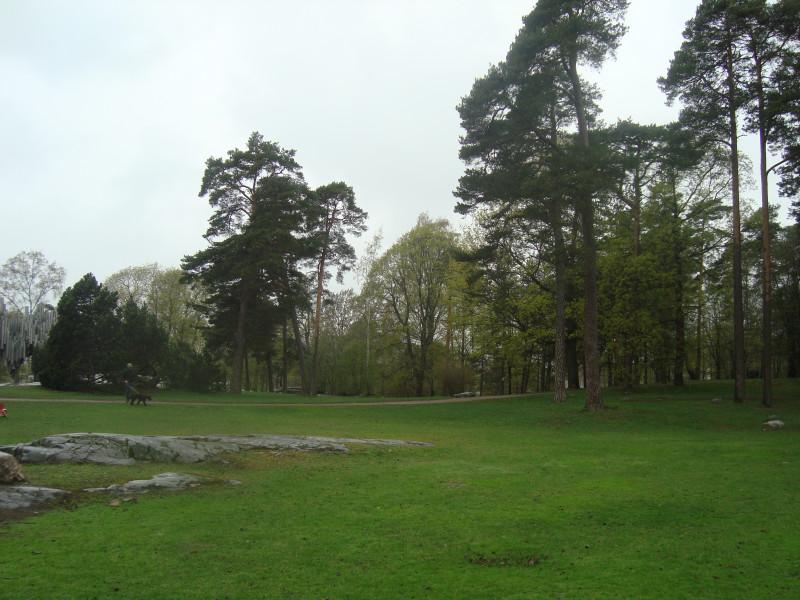Хельсинки. Парк Сибелиуса (3)