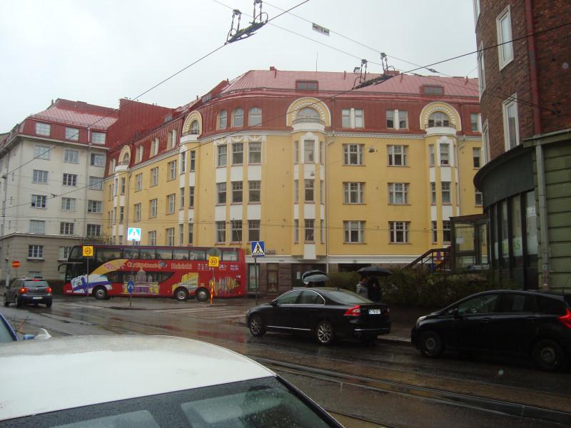 Хельсинки. Ул.Фредерика, д.73