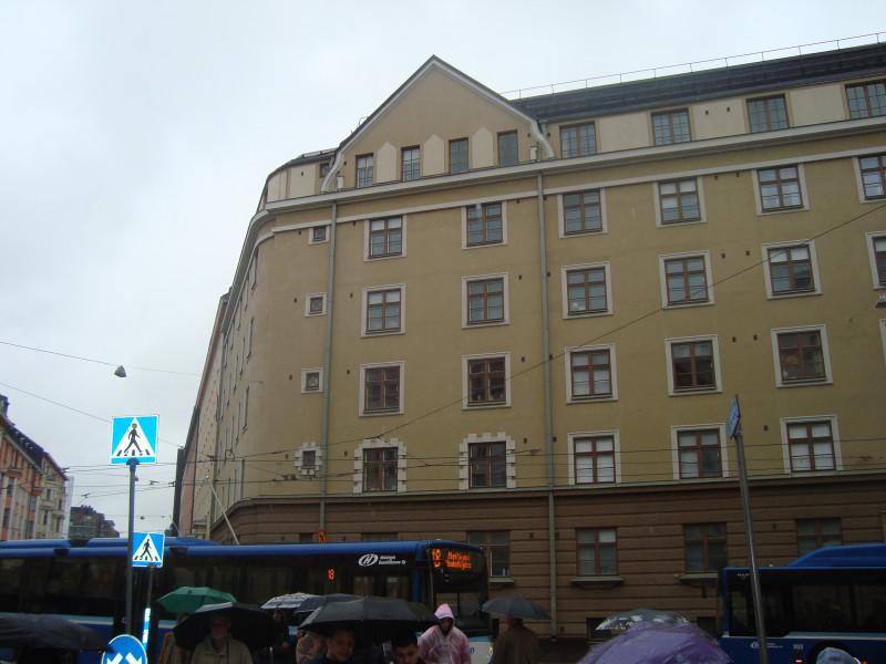 Хельсинки. Аркадийская ул., д.16